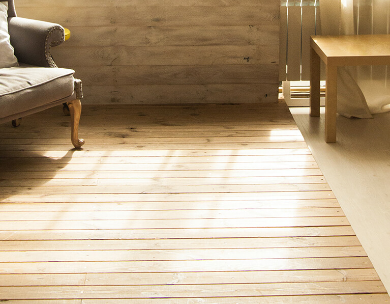 Renewed flooring