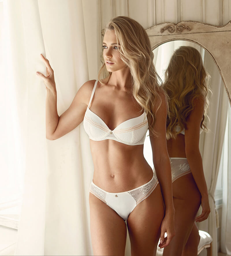 Lace Lingerie Is a Must Have