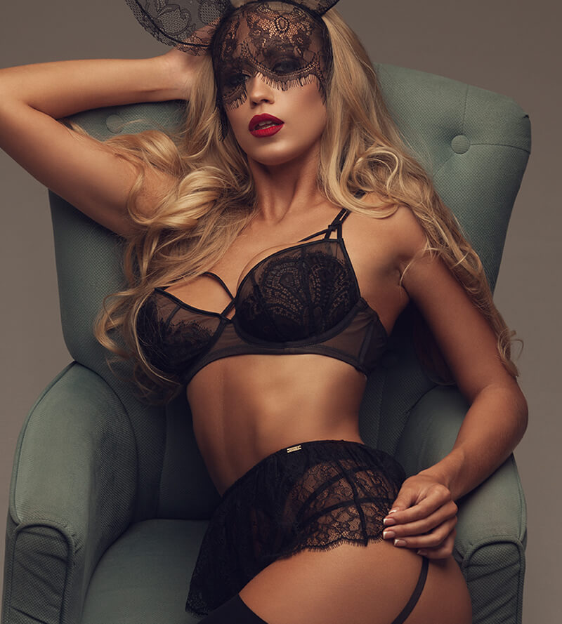 Lace underwear for her
